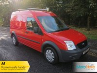 2013 FORD TRANSIT CONNECT 1.8 T230 HR VDPF 1d 109 BHP £5500.00