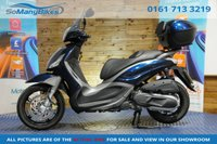 2012 PIAGGIO BEVERLY BEVERLY 350 SPORT TOURING  £2695.00