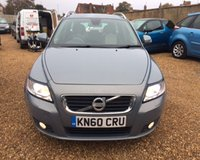 USED 2010 60 VOLVO V50 D DRIVE SE LUX MOT 22nd April 2020.... Full Service History inc Cambelt.... Full Black/Cream Leather.... Bluetooth.... Xenon 'adaptive' Headlights.... Air Conditioning... Cruise Control... Warranty Included