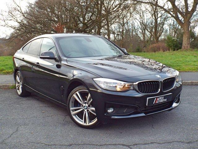 2015 15 BMW 3 SERIES 2.0 320D SPORT GRAN TURISMO 5d 181 BHP