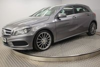 2014 MERCEDES-BENZ A CLASS A200 CDI AMG SPORT 5d 136 BHP £13500.00