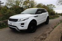 2011 LAND ROVER RANGE ROVER EVOQUE 2.2 SD4 DYNAMIC LUX 5d AUTO 190 BHP £SOLD