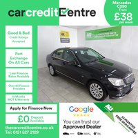 USED 2010 10 MERCEDES-BENZ C CLASS 2.1 C250 CDI BLUEEFFICIENCY ELEGANCE 4d 204 BHP