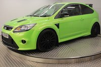 2010 FORD FOCUS 2.5 RS 3d 300 BHP £22000.00