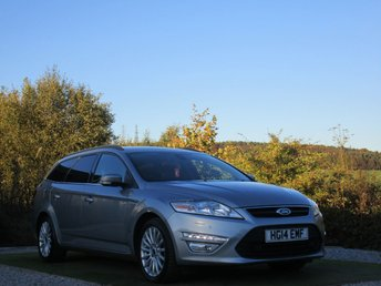 2014 FORD MONDEO 2.0 ZETEC BUSINESS EDITION TDCI 5d 138 BHP £7690.00