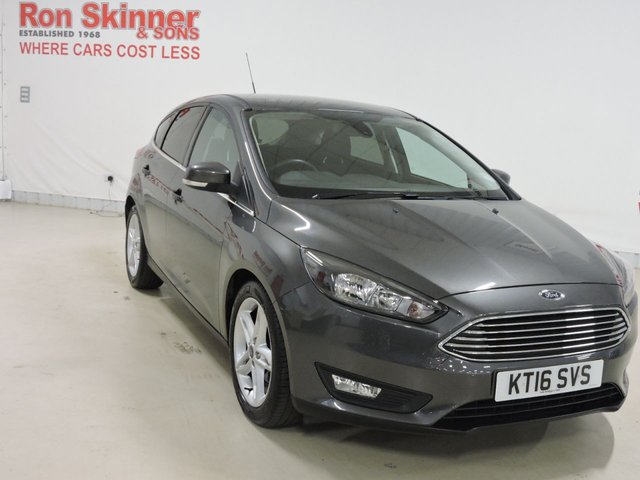 View our 2016 16 FORD FOCUS 1.0 ZETEC 5d 124 BHP