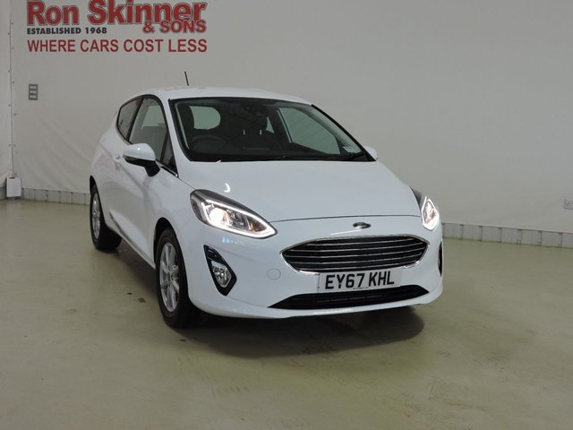 View our 2017 67 FORD FIESTA 1.1 ZETEC 3d 85 BHP