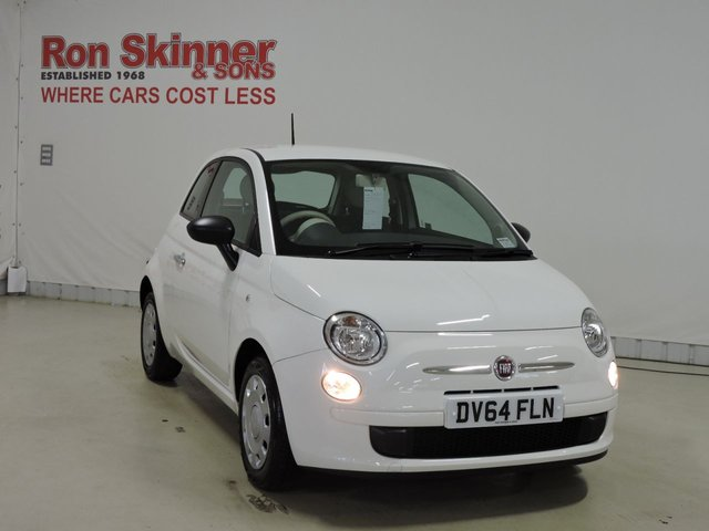View our 2014 64 FIAT 500 1.2 POP 3d 69 BHP