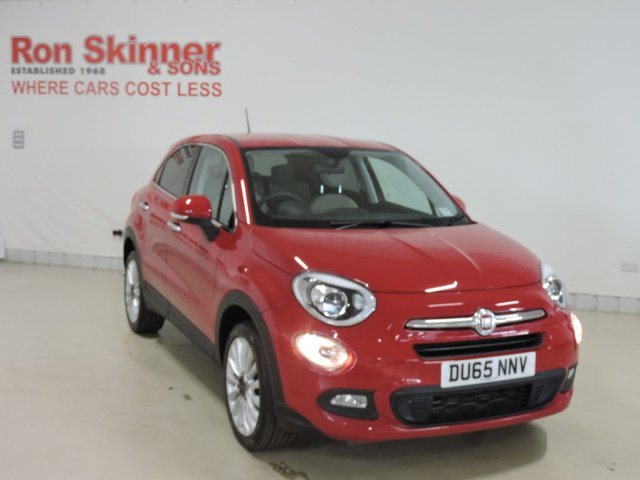 View our 2015 65 FIAT 500X (32) 1.6 MULTIJET LOUNGE 5d 120 BHP