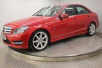 2012 MERCEDES-BENZ C CLASS C200 CDI BLUEEFFICIENCY SPORT 4d AUTO 135 BHP