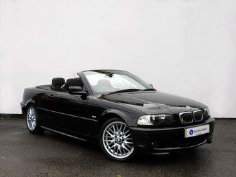 2003 BMW 3 SERIES 2.5 325CI SPORT 2d 190 BHP £4995.00