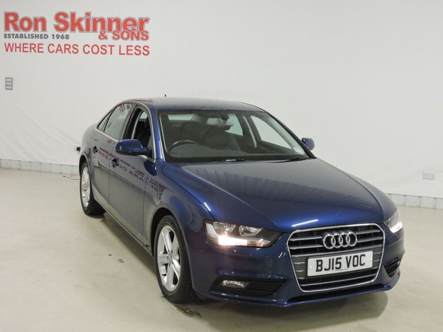 View our 2015 15 AUDI A4 2.163 TDI ULTRA SE TECHNIK 4d