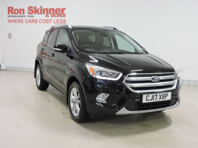 View our 2017 17 FORD KUGA 2.0 TDCI TITANIUM 5d