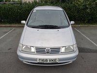 1999 VOLKSWAGEN SHARAN 1.9 TDI SE 5d AUTO  £599.00