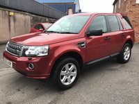 2013 LAND ROVER FREELANDER 2.2 SD4 GS 5d AUTO 190 BHP £14495.00