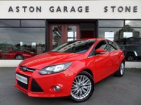 USED 2013 13 FORD FOCUS 1.0 ZETEC 5d 124 BHP ** APPEARNCE PACK * DAB * FSH ** ** APPEARANCE PACK * DAB * F/S/H **
