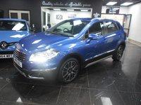 2015 SUZUKI SX4 S-CROSS 1.6 SZ5 5d 118 BHP £9499.00