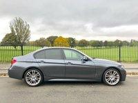 2013 BMW 3 SERIES 2.0 318D M SPORT 4d 141 BHP £11795.00