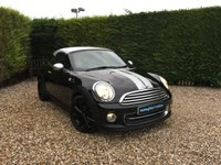 2012 MINI COUPE 1.6 COOPER 2d 120 BHP £6995.00