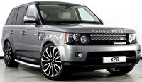 USED 2012 62 LAND ROVER RANGE ROVER SPORT 3.0 SD V6 HSE (Luxury Pack) 4X4 5dr Auto [8] Extended Leather, Digital TV +