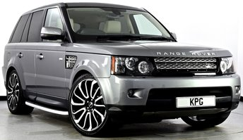 2012 LAND ROVER RANGE ROVER SPORT 3.0 SD V6 HSE (Luxury Pack) 4X4 5dr Auto [8] £25495.00