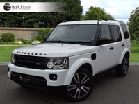USED 2016 LAND ROVER DISCOVERY 4 3.0 SDV6 COMMERCIAL SE 1d AUTO 255 BHP 5 SEATER