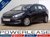 USED 2016 66 KIA CEED 1.4 CRDI 1 5d 89 BHP 20 POUND TAX FULL KIA HISTORY
