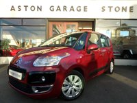 2011 CITROEN C3 PICASSO 1.6 PICASSO VTR PLUS HDI 5d 90 BHP **1 OWNER * F/S/H** £4690.00