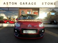 USED 2011 61 CITROEN C3 PICASSO 1.6 PICASSO VTR PLUS HDI 5d 90 BHP **1 OWNER * F/S/H** ** 1 OWNER * £30 TAX * F/S/H **