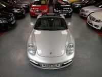 2005 PORSCHE BOXSTER 2.7 24V 2d 240 BHP £7900.00
