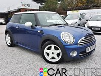 USED 2007 57 MINI HATCH COOPER 1.6 COOPER D 3d 108 BHP FULL GLASS PANORAMIC ROOF