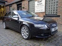 USED 2007 07 AUDI A4 4.2 S4 QUATTRO 5d AUTO 340 BHP (Only 45k Full Audi Service)