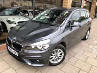 USED 2015 65 BMW 2 SERIES 2.0 218D SE GRAND TOURER 7 SEATER AUTO 5 DR 148 BHP