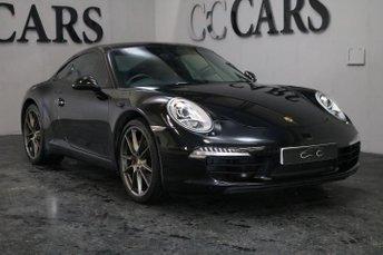 2012 PORSCHE 911 3.4 CARRERA PDK 2d AUTO 350 BHP £46995.00