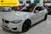USED 2016 66 BMW 4 SERIES 3.0 M4 2d AUTO 426 BHP