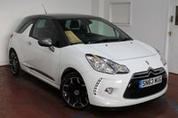USED 2013 63 CITROEN DS3 1.6 DSTYLE PLUS 3d 120 BHP