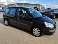 USED 2007 57 RENAULT GRAND SCENIC 2.0 DYNAMIQUE VVT 7 SEATER 5d AUTO 136 BHP