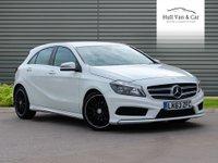 2013 MERCEDES-BENZ A CLASS 1.8 A180 CDI BLUEEFFICIENCY AMG SPORT 5d AUTO 109 BHP £15995.00