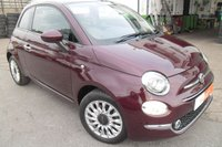 USED 2016 66 FIAT 500 1.2 LOUNGE 3d 69 BHP VIEW AND RESERVE ONLINE OR CALL 01527-853940 FOR MORE INFO.