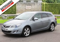USED 2011 60 VAUXHALL ASTRA 1.6 SRI 5d 113 BHP Finance options available