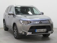USED 2015 65 MITSUBISHI OUTLANDER 2.3 DI-D GX 3 5d 147 BHP 7 Seats, leather