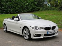 USED 2014 64 BMW 4 SERIES 2.0 420D M SPORT 2d AUTO 181 BHP ONLY £92 A WEEK