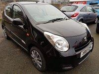 2011 SUZUKI ALTO 1.0 SZ3 5d 68 BHP £2995.00