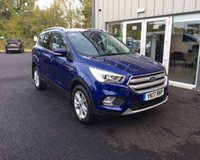 USED 2017 17 FORD KUGA 1.5 TDCI TITANIUM 120 BHP THIS VEHICLE IS AT SITE 2 - TO VIEW CALL US ON 01903 323333