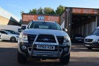 2015 FORD RANGER 3.2 WILDTRAK 4X4 DCB TDCI 1d 197 BHP £15999.00