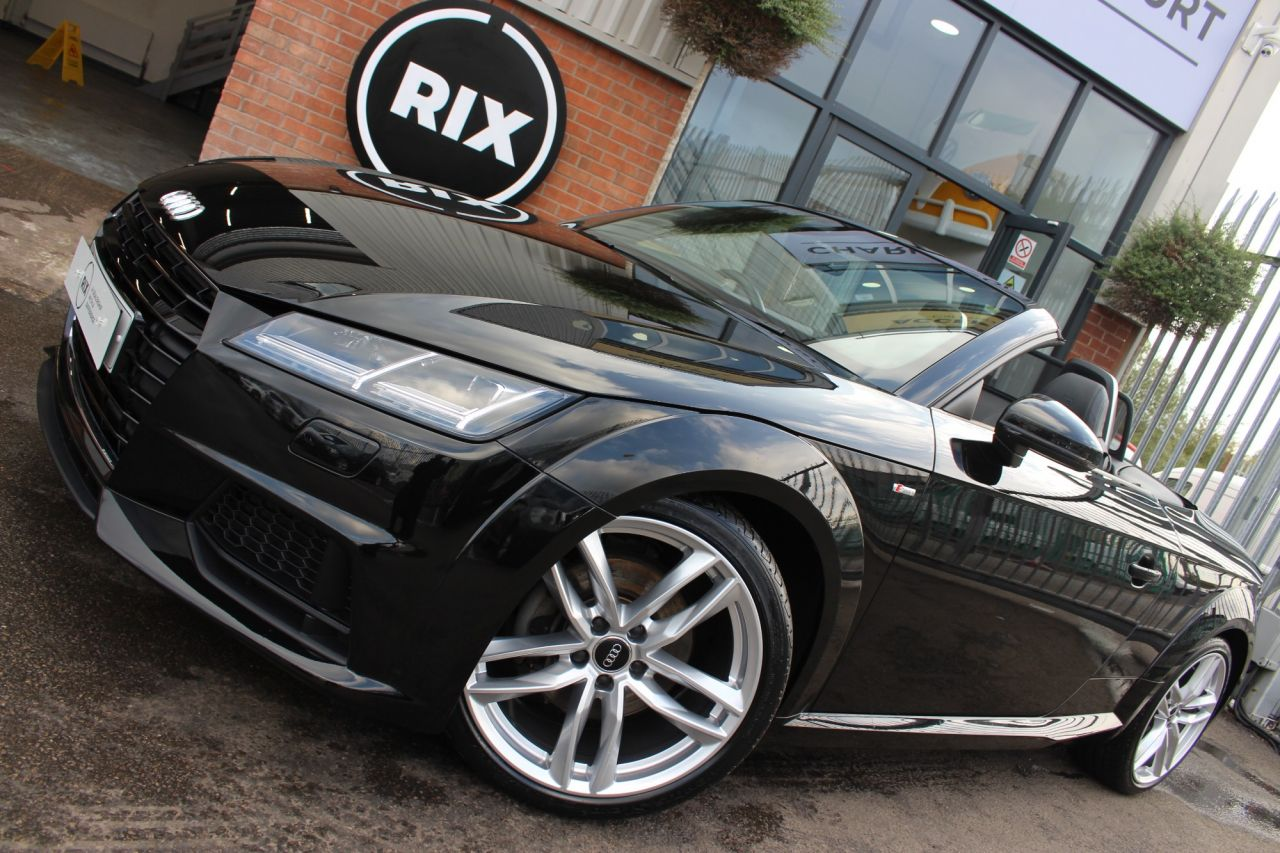 Used AUDI TT for sale