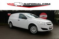 2012 VAUXHALL ASTRA 1.7 CLUB ECOFLEX 110 BHP (ONE OWNER TOTAL SERVICE HISTORY) £4750.00