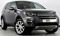 USED 2015 65 LAND ROVER DISCOVERY SPORT 2.0 TD4 HSE 4X4 5dr Auto Pan Roof, Camera, Sat Nav, DAB