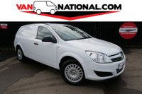2012 VAUXHALL ASTRA 1.7 CLUB ECOFLEX 110 BHP (ONE OWNER TOTAL SERVICE HISTORY) £5495.00