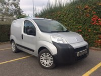 2013 CITROEN NEMO 1.2 660 ENTERPRISE HDI NO VAT £5450.00